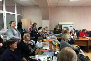 Шерстяные посиделки в Челябинске 23 ноября 2019 г.